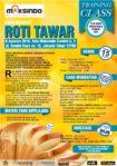 Training Usaha Roti Tawar di Condet 6 Agustus 2016