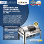 Jual Chafing Dish Oblong Roll Top – 9 Liter – MKSPM23 di Bogor
