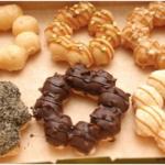 Jual Mesin Pembuat Donut Bentuk Flower (listrik) di Bogor