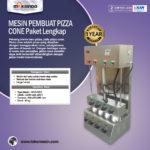 Jual Mesin Pembuat Pizza Cone Paket Lengkap di Bogor