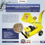 Jual Mesin Perajang Kayu dan Ranting Pohon – AGR-CP15 di Bogor