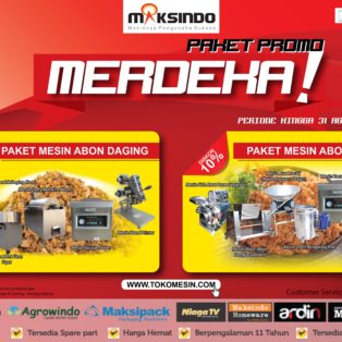 PAKET PROMO MERDEKA Up To 10 %