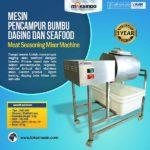 Jual Meat Seasoning Mixer (Pencampur Bumbu Daging) di Bogor