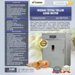 Jual Mesin Tetas Telur Industri 1056 Butir (Industrial Incubator) di Bogor