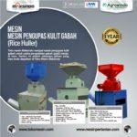 Jual Mesin Pengupas Kulit Gabah (rice huller) di Bogor