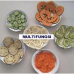 Jual Perajang Manual MULTIFUNGSI Kentang, Singkong dan Sayuran di Bogor