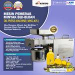 Jual Mesin Pemeras Minyak Biji-Bijian di Bogor