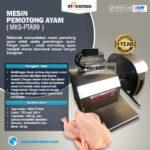 Jual Mesin Pemotong Ayam di Bogor