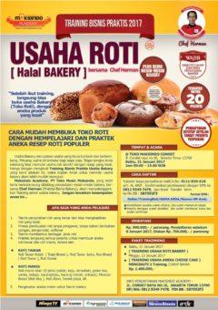 Training Usaha Roti 21 Jan 2017