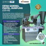 Jual Cetak Samosa, Pastel, Dumpling (CDS-60) di Bogor