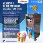 Jual Mesin Es Krim 3 Kran Standing ICM-1010 di Bogor
