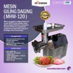 Jual Mesin Giling Daging MHW-120 di Bogor