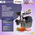 Jual Mesin Giling Daging MHW-220 di Bogor