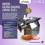 Jual Mesin Giling Daging MHW-320 di Bogor