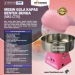 Jual Mesin Gula Kapas Bentuk Bunga (MKS-CT76) di Bogor