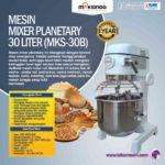 Jual Mesin Mixer Planetary 30 Liter (MKS-30B) di Bogor
