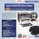 Jual Mesin Pembuat Pill Bulat Herbal (FMS99) di Bogor