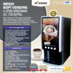 Jual Mesin Kopi Vending 4 Jenis Minuman di Bogor