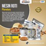 Jual Mesin Mixer Planetary 5 Liter Stainless (SSP-5) di Bogor