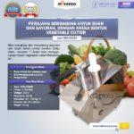 Jual Mesin Vegetable Cutter (MKS-VG23B) di Bogor