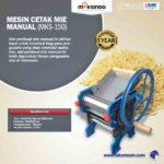 Jual Cetak Mie Manual Untuk Usaha (MKS-150B) di Bogor