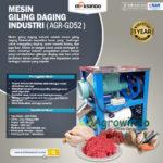 Jual Mesin Giling Daging Industri (AGR-GD52) di Bogor