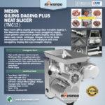 Jual Mesin Giling daging Plus Meat Slicer TMC12 di Bogor