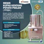 Jual Mesin Kupas Kentang Potato Peeler (PP08A) di Bogor