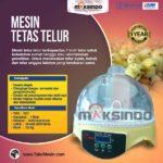 Jual Mesin Penetas Telur 7 Butir di Bogor