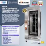 Jual Gas Rotisseries Pemanggang Ayam Vertikal di Bogor