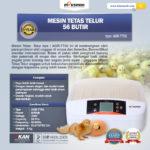 Jual Mesin Penetas Telur 56 Butir (AGR-TT56) di Bogor