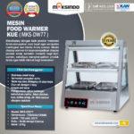 Jual Mesin Food Warmer Kue (MKS-DW77) di Bogor