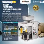 Jual Mesin Pemeras Minyak Biji-Bijian (J10) di Bogor