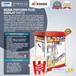 Jual Mesin Pembuat Popcorn (POP22) di Bogor