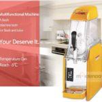Jual Mesin Slush (Es Salju) dan Juice – SLH01 di Bogor