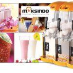 Jual Mesin Slush (Es Salju) dan Juice – SLH03 di Bogor