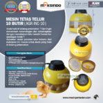 Jual Mesin Tetas Telur 10 Butir (INC-10) di Bogor