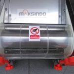 Jual Mesin Cetak Mie MKS-220SS (Roll Stainless) di Bogor