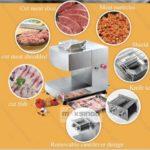 Jual Mesin Pengiris Daging Segar (MSL95) di Bogor