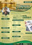 Workshop Mahir Mengelola Financial Syariah 22,23 Juli 2017