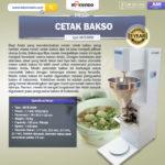 Jual Mesin Cetak Bakso MCB300B di Bogor