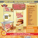 Paket Usaha Burger dan Hotdog Progam BOM