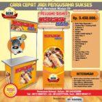 Paket Usaha Martabak Minions Program BOM