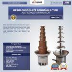 Jual Mesin Chocolate Fountain 4 Tier (MKS-CC4) di Bogor