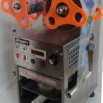 Jual Mesin Cup Sealer Full Otomatis Stainless (CPS-12A) di Bogor