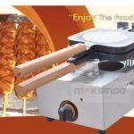 Jual Mesin Gas Stick Waffle (Hot Dog Waffle) – SW04 di Bogor