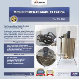 Jual Mesin Pemeras Madu Elektrik (HON32) di Bogor