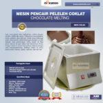 Jual Mesin Pencair Peleleh Coklat (CKL62) di Bogor