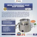 Jual Mesin Penghangat Soup (BMBL1) di Bogor