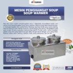 Jual Mesin Penghangat Soup (BMBL2) di Bogor